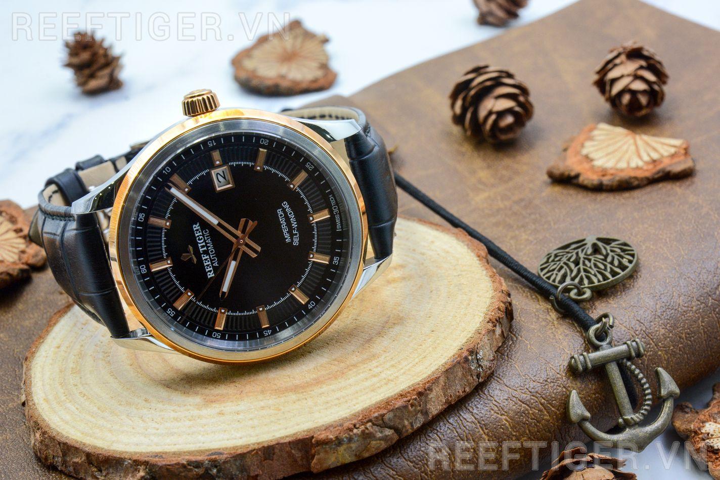 Đồng hồ Reef Tiger RGA8015-PBB
