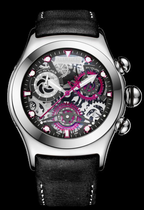 Đồng hồ reef tiger Big Bang Skeleton RGA792-YBB