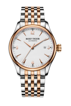 Đồng hồ Reef Tiger Classic Heritage RGA823G-PWT