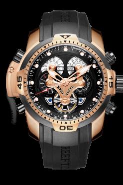 Đồng hồ Reef Tiger RGA3503 PBBG đẹp mẫu mới phong cách đồng hồ cơ