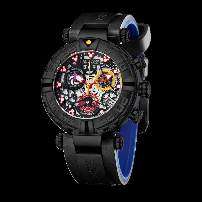 Đồng hồ Reef Tiger RGA3059S-BBBR